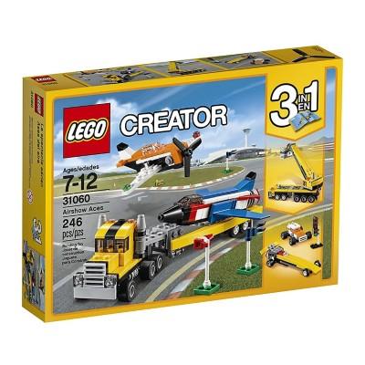 LEGO Creator Airshow Aces Building Kit' data-lgimg='{
