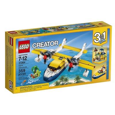 Lego Creator Island Adventures Building Kit' data-lgimg='{