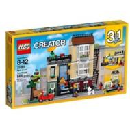 LEGO Creator Park Street Townhouse Building Set
