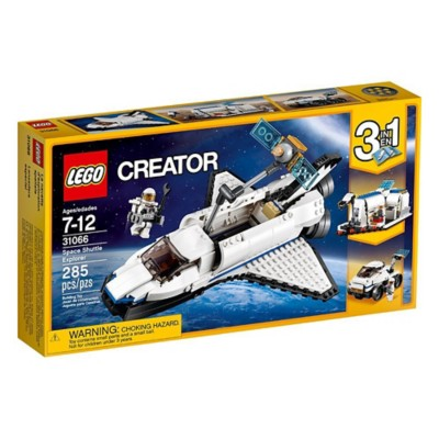 LEGO Creator Space Shuttle Explorer Building Set