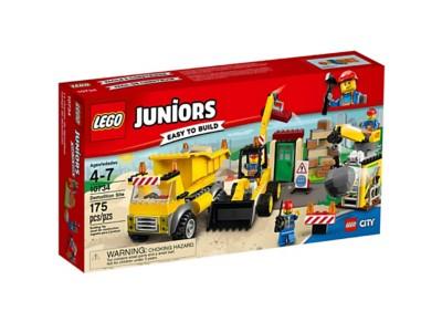 LEGO Juniors Demolition Site Set