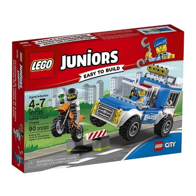 LEGO Juniors Police Truck Chase Kit' data-lgimg='{