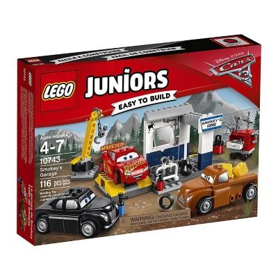 LEGO Junior Smokey's Garage Building Kit
