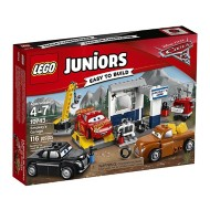 LEGO Junior Smokey's Garage Building Kit