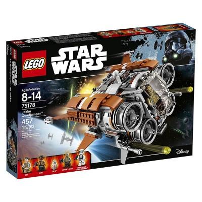 LEGO Star Wars Jakku Quad Jumper Building Kit