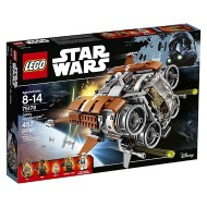 LEGO Star Wars Jakku Quad Jumper Building Kit