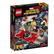 LEGO Super Heroes Iron Man: Detroit Steel Strikes Building Kit