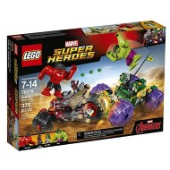 LEGO Super Heroes Hulk Vs. Red Hulk Building Kit