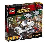LEGO Super Heroes Beware Vulture Building Kit