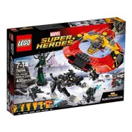 LEGO Super Heroes the Ultimate Battle for Asgard Building Kit