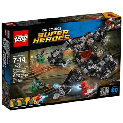 LEGO Super Heroes Knightcrawler Tunnel Attack' data-lgimg='{