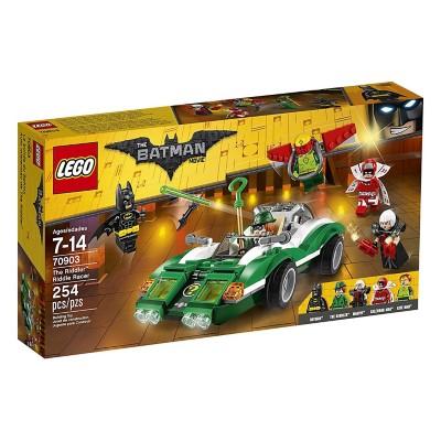 LEGO Batman Movie The Riddler Racer