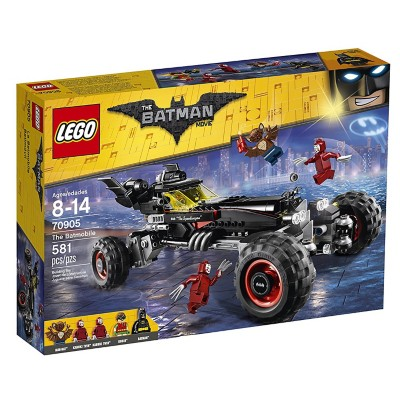 LEGO Batman Movie The Batmobile Building Kit