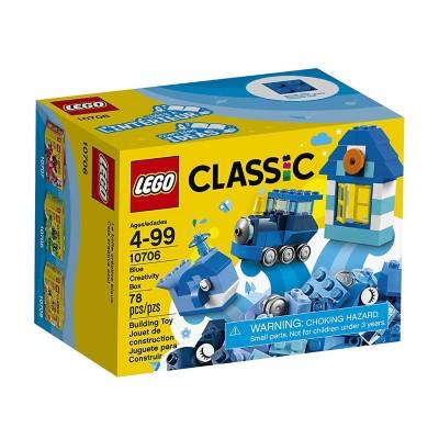 Lego Classic Blue Creativity Box Building Set