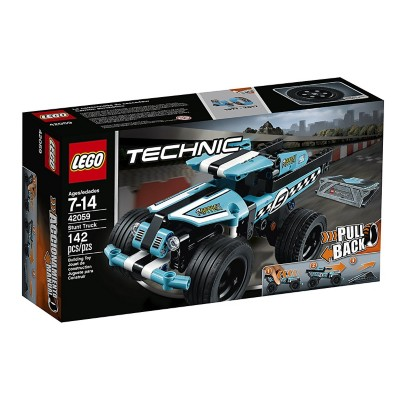 LEGO Technoic Stunt Truck Vehicle Building Set