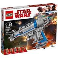 LEGO Star Wars VIII Resistance Bomber Building Set