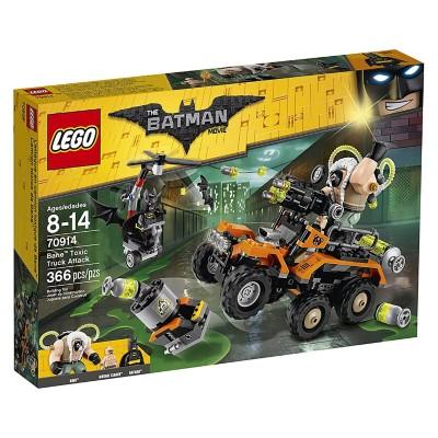 LEGO Batman Movie Bane Toxic Truck Attack Building Kit