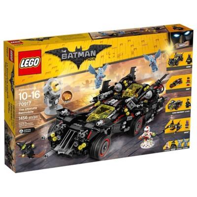 LEGO Batman Movie The Ultimate Batmobile Building Set