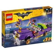 LEGO Batman Movie The Joker Notorious Lowrider Batman Building Set