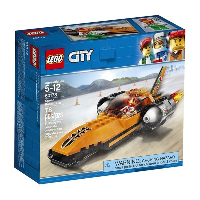 LEGO City Speed Record Car