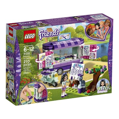 LEGO Friends Emma's Art Stand' data-lgimg='{