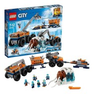 LEGO City Arctice Mobile Exploration Building Kit