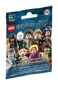 LEGO Minifigures Harry Potter Fantastic Beast Building Kit Assorted