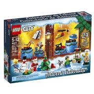 LEGO City 2018 Advent Calendar Building Kit