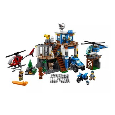 LEGO City Mountain Police Headquarters' data-lgimg='{