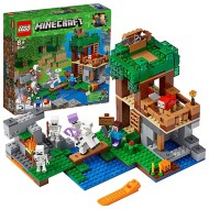 LEGO Minecraft The Skeleton Attack Building Kit