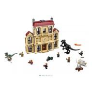 LEGO Jurassic World Indoraptor Rampage at Lockwood Estate Building Kit