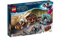 LEGO Harry Potter Newt's Case of Magical Creatures Building Kit