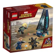 LEGO Marvel Super Heroes Avengers: Infinity War Outrider Dropship Attack Building Kit
