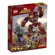 LEGO Marvel Super Heroes Avengers: Infinity War The Hulkbuster Smash-Up Building Kit