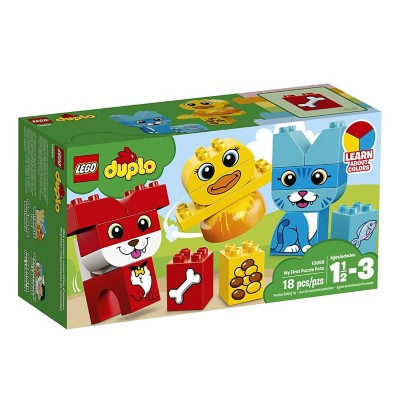 LEGO Duplo My First Puzzle Pets' data-lgimg='{