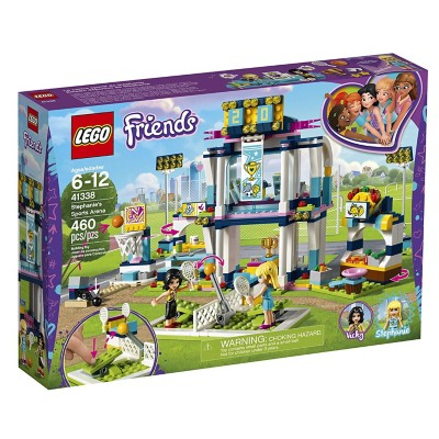 LEGO Friends Stephanie's Sports Arena