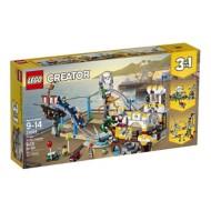 LEGO Creator Pirate Roller Coaster Building Kit