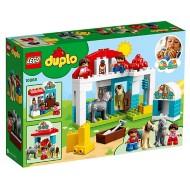 LEGO Duplo Farm Pony Stabl