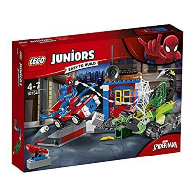 LEGO Juniors Spider-Man vs. Scorpoin Street Showdown' data-lgimg='{