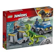 LEGO Juniors Raptor Rescue Truck Building Kit