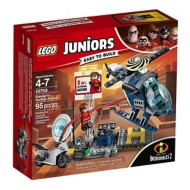 LEGO Juniors Elastigirl Rooftop Pursuit Building Kit