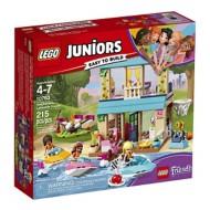 LEGO Juniors Stephanie's Lakeside House Building Kit