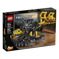 LEGO City Technic Tracked Loader Building Kit