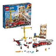 LEGO City Downtown Fire Brigade Building Kit