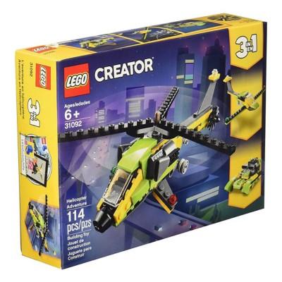 424aa28f8c1 LEGO Creator 3 in 1 Helicopter Adventure Building Kit | SCHEELS.com