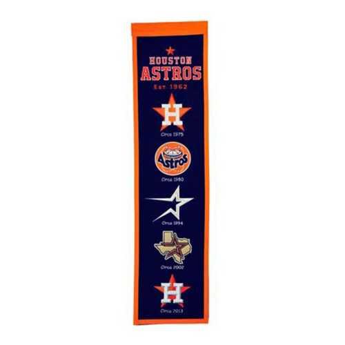 Winning Streak Houston Astros Heritage Banner