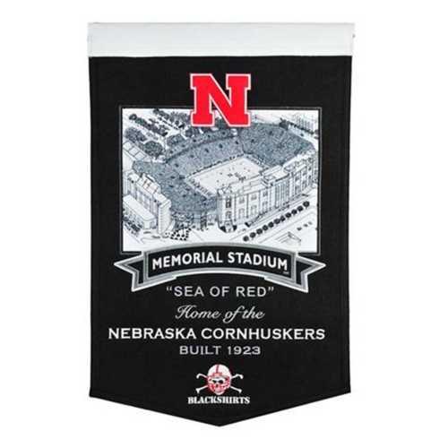Winning Streak Nebraska Cornhuskers Stadium Banner