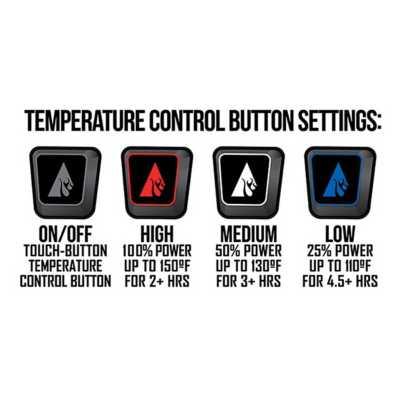 Men's ActionHeat 5V Battery Heated Jacket