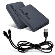 ActionHeat 5V 3000mAh Power Battery Charger Kit