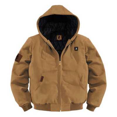 Men's ActionHeat 5V Battery Heated Work Jacket